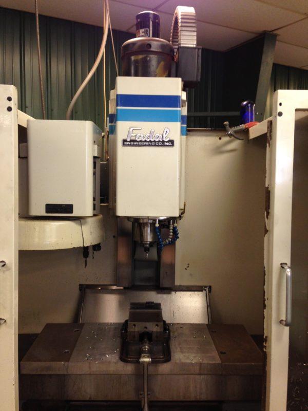 Used Fadal Model VMC-4020 Vertical Machining Center