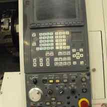 USED 2000 MAZAK SUPER QUADREX 250 CNC TWIN SPINDLE LATHE