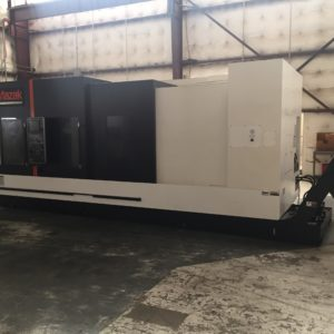 USED MAZAK INTEGREX 200SY CNC TURN/MILL CENTER – ASI Machine Tool