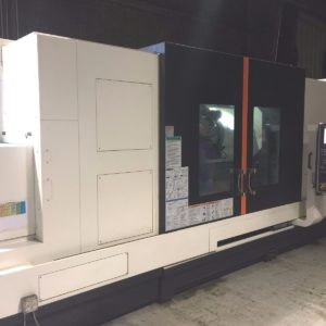 High Quality Used Mazak Slant Turn 550M CNC Lathe
