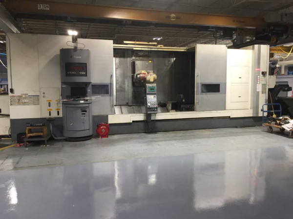 Used 2003 Mazak Integrex e-650HII x 160