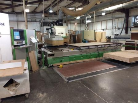 Used Biesse CNC Router Rover 30