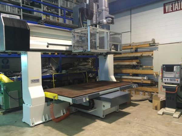 Used CMS CNC Router PF111 A